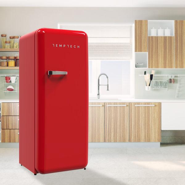 HRF330RR retro kjøleskap