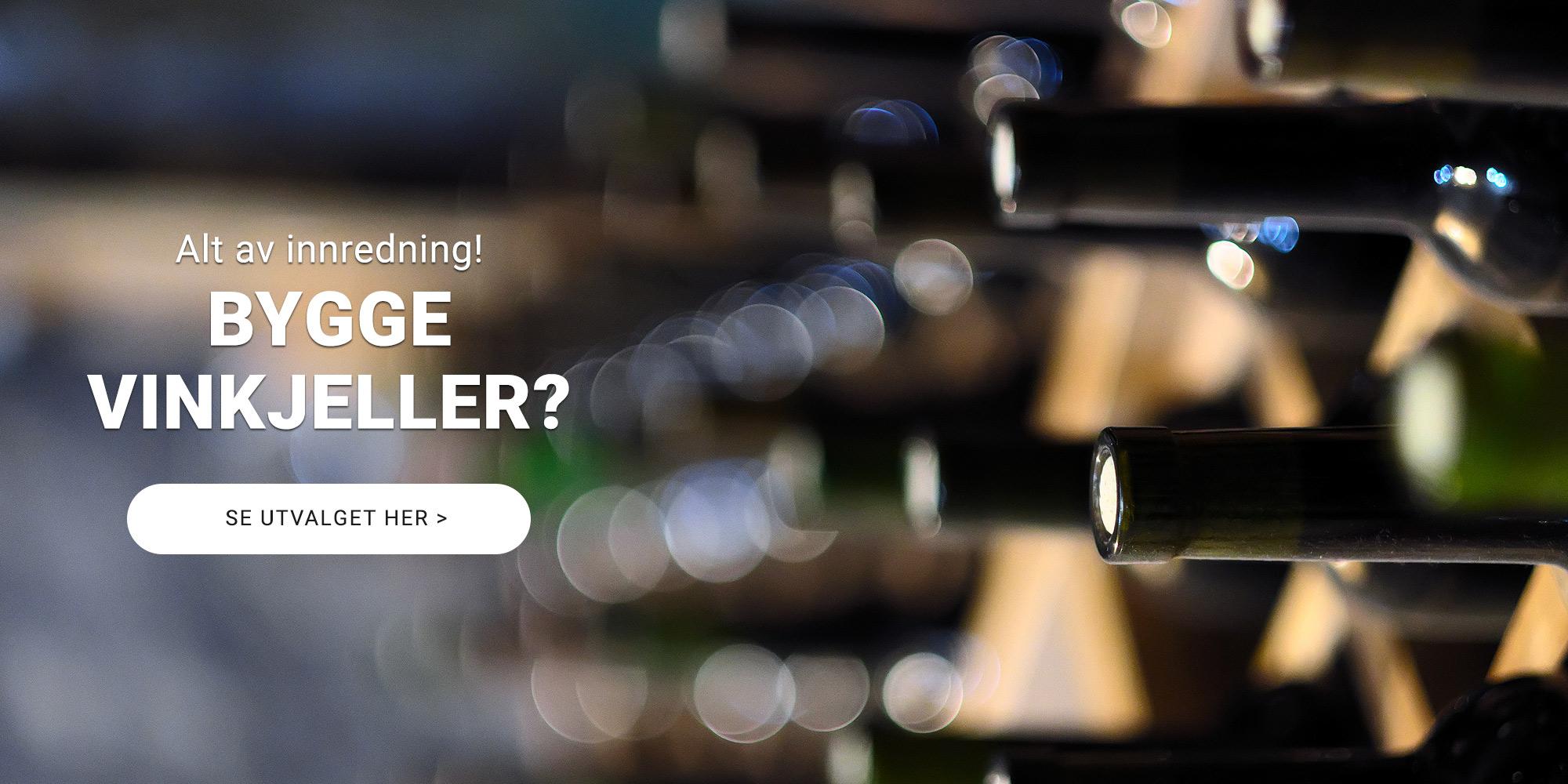 Bygge vinkjeller?